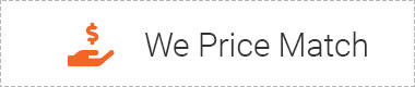 We Price match